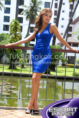 Escortgirl Tuk from Thailand based in Bangkok